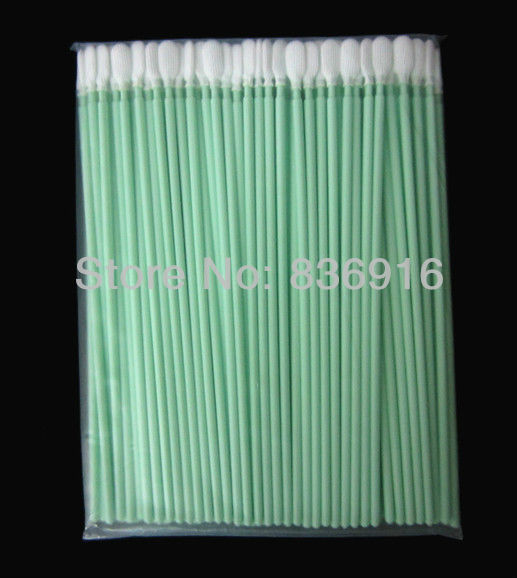 500 pcs Antistatic ESD Cleanroom Polyester Swabs Alternative to ITW Texwipe TX761 Long Alpha Swab Dacron Swabs-in Printer Parts from Computer & Office    1