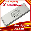 [Special price] NEW 6 CELL Replacement Laptop battery for Apple Macbook A1181 A1185 MA561 white