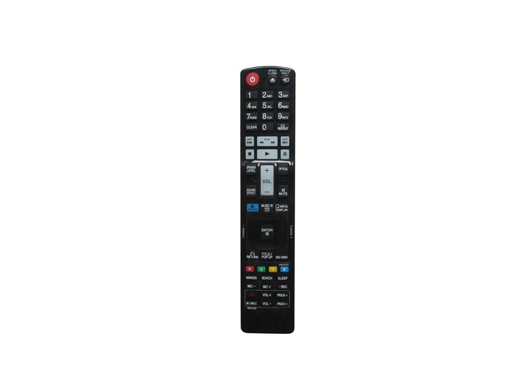 Controle remoto Para LG AKB73775613 LHB725 AKB73275501 LHB336 LHB536 AKB73775601 BB5530A BH7530WB BH9530TW DVD Sistema de Home Theater