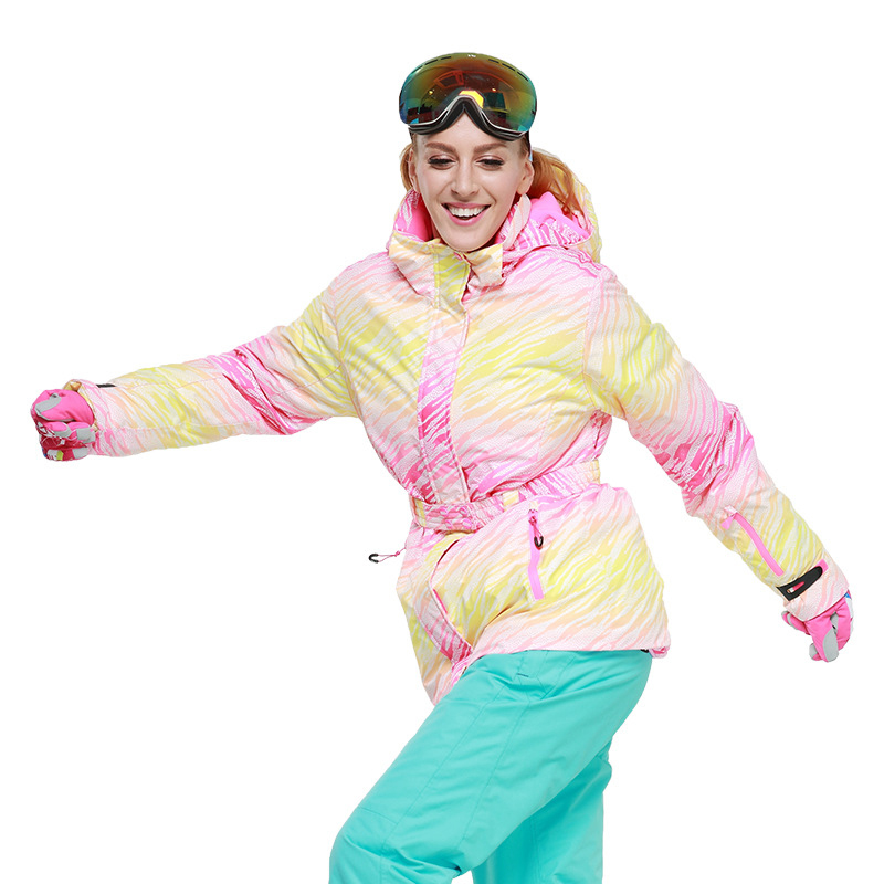 Winter Ski suit Women Brands High Quality Ski Jacket And Pants Snow Warm Waterproof Windproof Skiing And Snowboarding Suits 30# men ski suit new brands windproof waterproof warm thicken ski jacket and snow pants sets winter skiing and snowboarding suits