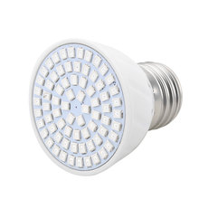E27 5W 72 SMD LED Beads Bulb Light Lamp For Plants Hydroponic Growth Greenhouse