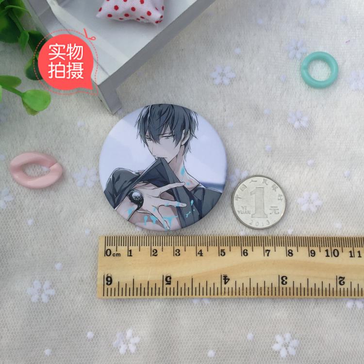 Ten Count 10 Count Yaoi can badge Kurose Shirotani Animate ita bag 9 choices
