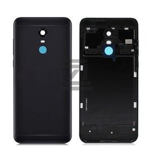 Image 3 - Dành Cho Xiaomi Redmi 5 Plus Lưng Pin Kim Loại Phía Sau Cửa Nhà Ở + Mặt Chìa Khóa Cho Redmi 5 Plus sửa Chữa Các Bộ Phận Dự Phòng