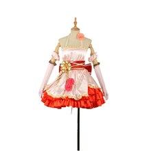 Love live Sunshine matsuura Kanan Косплей морской костюм на Хэллоуин и Рождество Костюм