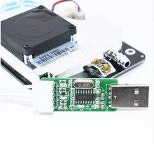 نوفا PM الاستشعار SDS011 ليزر عالي الدقة pm2.5 جودة الهواء جهاز استكشاف وحدة سوبر الغبار الغبار مجسات ، الإخراج الرقمي