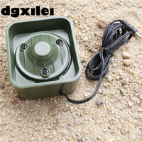 Crow Decoy Bird Decoy Hunting Bird Caller Loud Speaker Mp3 Bird Caller 50W 150dB With 3.5 Audio Cable