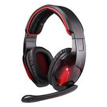 Оригинальные SADES SA 902 7.1 Surround Sound эффект USB игровая стерео гарнитура наушники с микрофоном