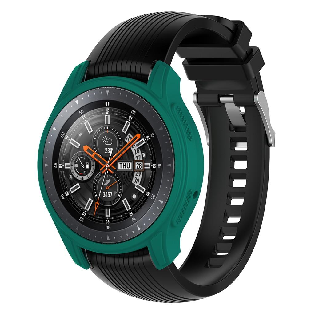 Coque de protection en Silicone souple coque de protection pour Samsung Galaxy Watch 46mm Gear S3 Frontier Support de livraison directe - 2