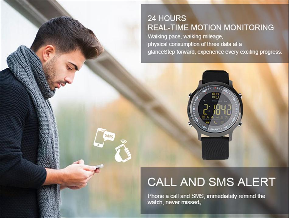 Makibes EX18 Bluetooth Sport Watch (7)