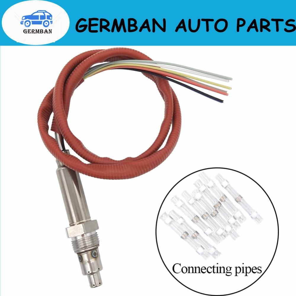 New Manufactured Downstream Nox Sensor Probe 8-Wrie 13628589845 For BMW X3 X5 535d xDrive 3.0 4.0L 2009-15 E90 F25 X3 xDrive28d