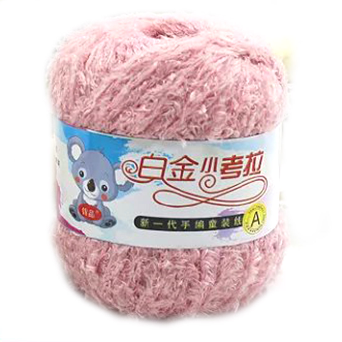 Велика мека топла дуга коса памучна - Уметност, занатство и шивање - Фотографија 3