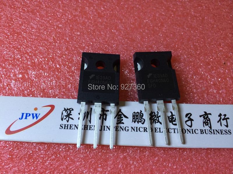 Тиристор Shipping10PCS FGH40N60SFD FGH40N60 40N60 IGBT