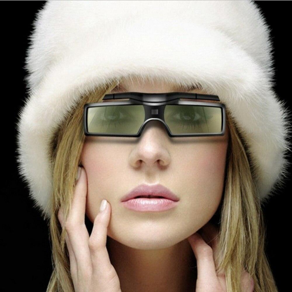 New 1pc G15-DLP 3D Active Shutter Projector <font><b>Glasses</b></font> Smart TV <font><b>Glasses</b></font> For <font><b>Optoma</b></font> LG Acer DLP-LINK DLP Link Projectors Gafas 3D