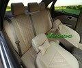 Universal Assento de Carro Cobre-cobre Para Ford Focus ford Focus 2 3 Ford Kuga Mondeo Fiesta Ford mondeo com 3D Linho & seda