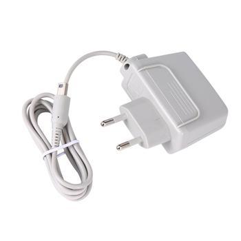FZQWEG 500 pcs EU Plug Travel Charger for Nintendo NEW 3DS XL AC 100V-240V Power Adapter for Nintendo XL 2DS 3DS 3DS XL