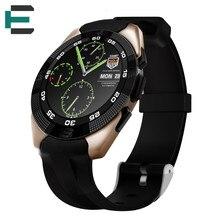 N0. 1 G5 MTK2502 Smart Uhr ultradünne Sport smartwatch unterstützung Sprachsteuerung Siri Herzfrequenz EKG uhr PK DM09 U8 G4 S2