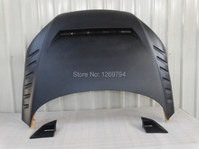 Hood Bonnets Designed For Audi TT TTS Of The DTM Style Fiberglass Hood Bonnets