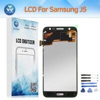 Adjust Brightness LCD Screen For Samsung Galaxy J5 2015 J500 SM J500FN LCD Display Touch Digitizer