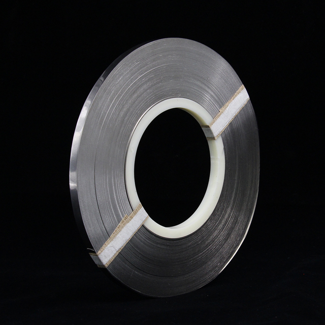 US $54 51 31% OFF|1kg/roll Thickness 0 2mm High Quality low resistance  99 96% pure nickel Strip Sheets for Lithium Battery Pack Welding -in  Welding