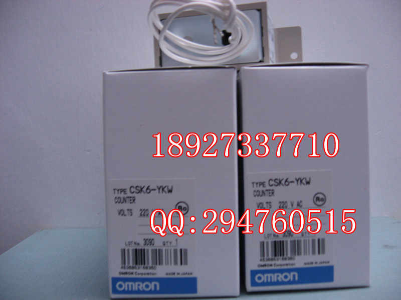 [ZOB] New original Omron omron electromagnetic counter CSK6-YKW 220V relay borasco glass для zenfone 3 zu680kl
