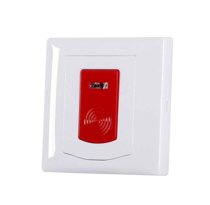 433/868  Wireless  Panic button   wireless  emergency alarm button for alarm system wireless pager system 433 92mhz wireless restaurant table buzzer with monitor and watch receiver 3 display 42 call button