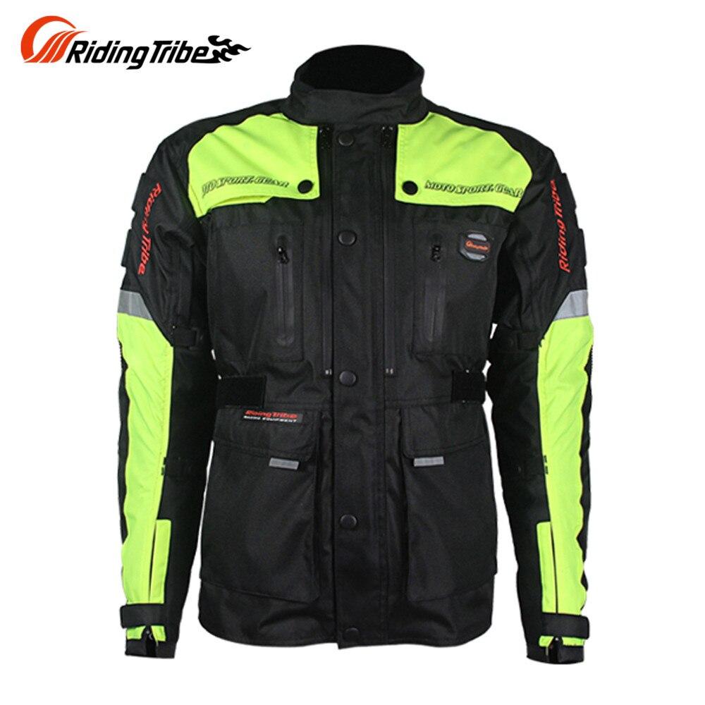 цена на Riding Tribe Motorcycle Jacket Windproof Waterproof Motorcycle Body Arnor Riding Jacket Motorcycle Clothing Moto Jacket