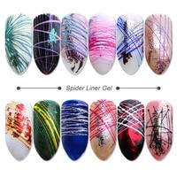 Gel liner pour manicure Décoration d'ongles Bella Risse https://bellarissecoiffure.ch