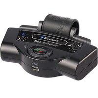 Zestawy Samochodowe Kierownicy Bluetooth zestaw Samochodowy Zestaw Głośnomówiący Bluetooth Fix na Kierownicy Wsparcia Voice Prompt Telefon komórkowy MP3 Player