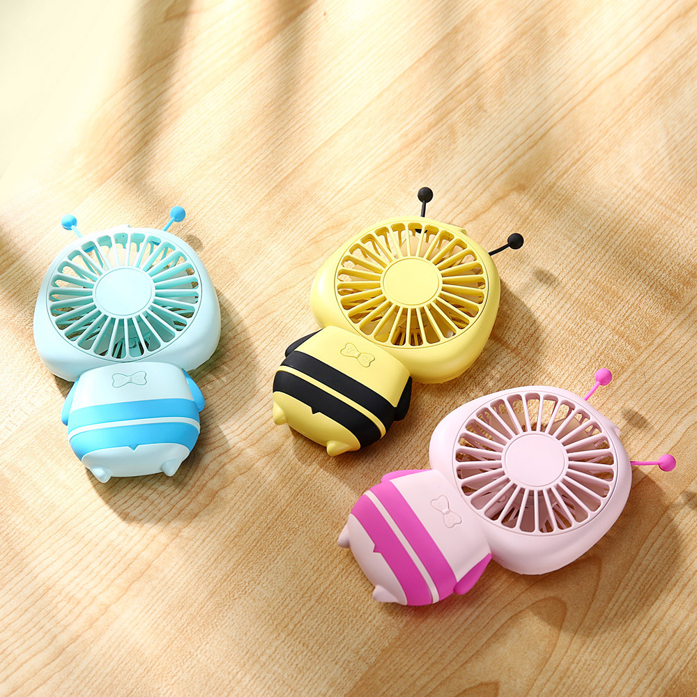2019 New portable fan usb rechargeable Upgraded version of Big Bee Fan Mini-easy to carry Bumblebee With Night  lights N30C2019 New portable fan usb rechargeable Upgraded version of Big Bee Fan Mini-easy to carry Bumblebee With Night  lights N30C