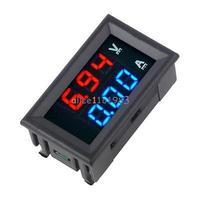 New dc 100v 10a voltmeter ammeter blue red led digital volt meter gauge.jpg 200x200