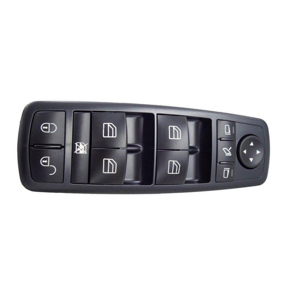 Interrupteur de verrouillage de fenêtre électrique pour mercedes-benz W169 W164 X164 W245 W251 2004-2012 A1698206710