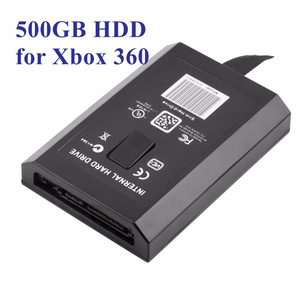 1pc Light Weight Portable 500GB 500G HDD Internal Hard Drive Disk HDD for Microsoft for Xbox