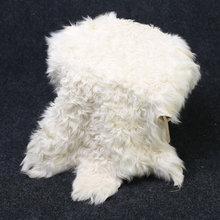 High quality fur mongolian lamb fur fabric trim womens belts faux blanket  white fur craft real 17af5d5def