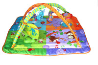 LEOBEI Baby Musical Developing Gym Mat Floor Rug For Children