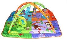 LEOBEI bayi muzik membangunkan gimnasium tikar karpet lantai untuk kanak-kanak