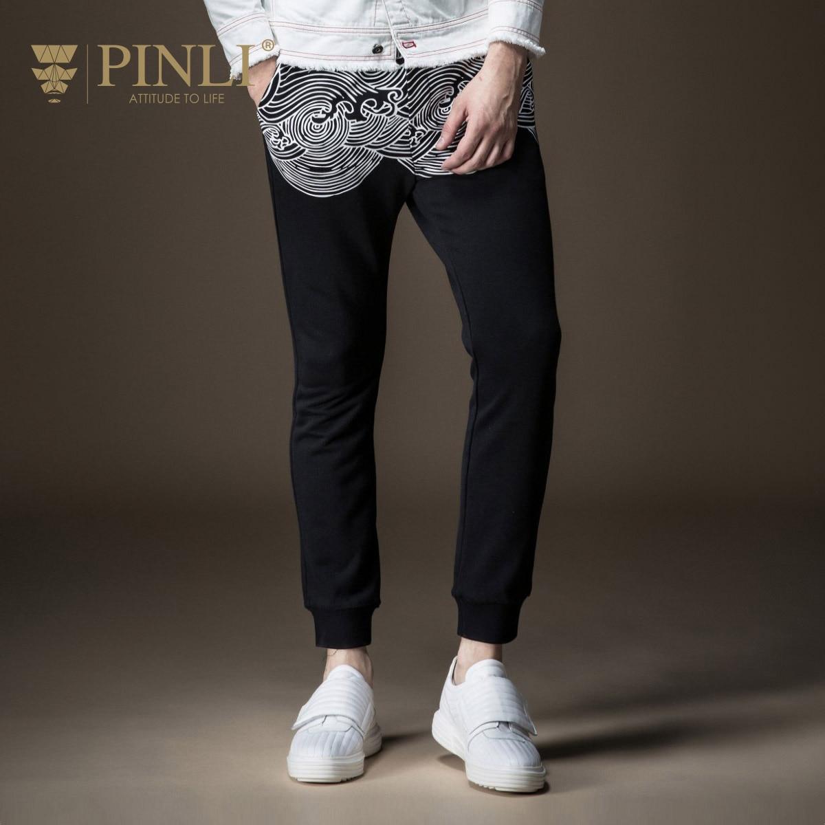 Ehrlich 2019 Jogginghose Pinli Produkt Hergestellt Männliche Kleidung Fußabdrücke Der Neue Fonds Von Herbst Blume Fuß Männer Freizeit Hosen B183317320