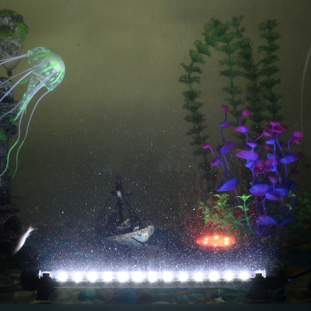 Waterproof Submersible Aquarium LED Lamp 4