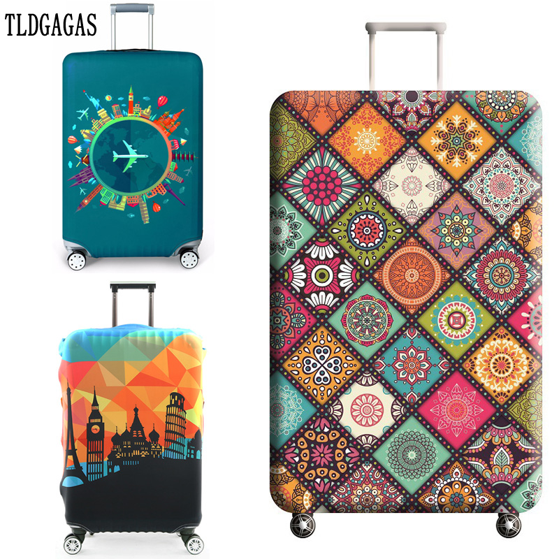 TLDGAGAS Luggage-Case Protective-Cover Travel-Accessories 18''-32'' Apply-To