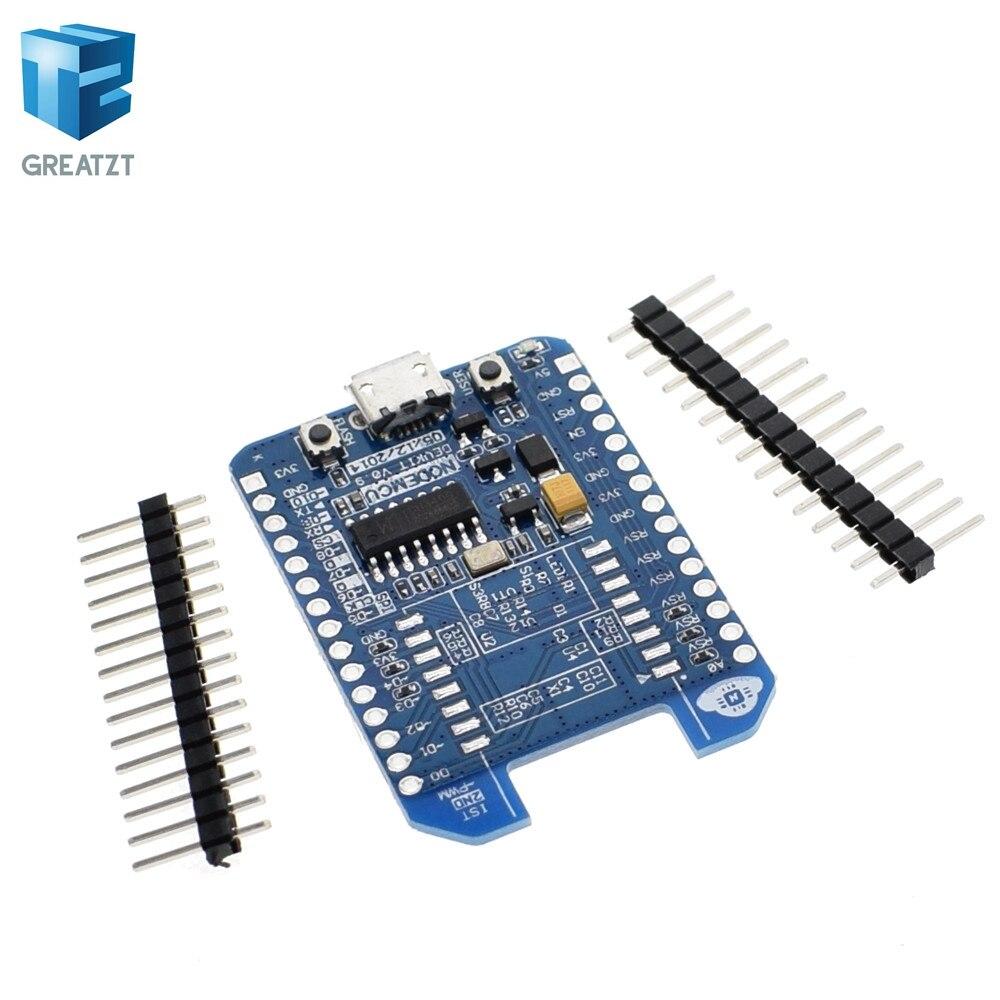 ESP8266 ESP12E ESP12F WI-FI сетевая макетная карта CH340G синий ESP-12E ESP-12F адаптер совместим для nodemcu Lua V3. 107,82 руб.