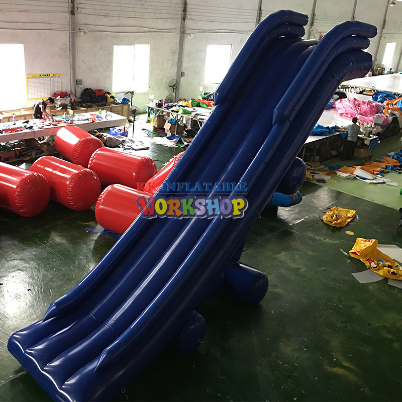 Power Factory Source Factory Inflatable Yacht Slide Customization