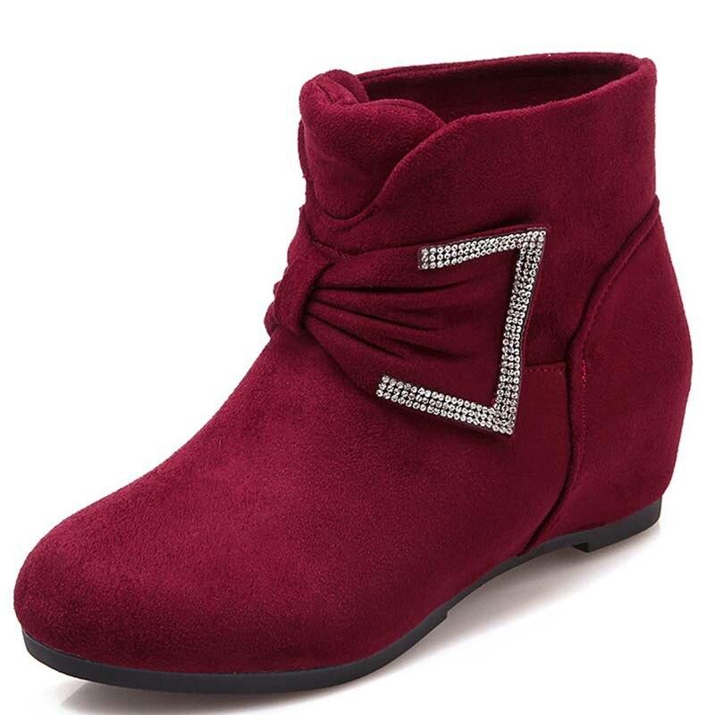 Pattini Scarpe Rosso Modo Delle All Beige Stivali Piattaforma EwwIzq