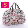 2016 Estilo Verão Bolsa Pequena Bagagem Saco Da Bagagem do Duffle Bag Women Travel Bag Casual Coreano Bolsa Feminina Tamanho S