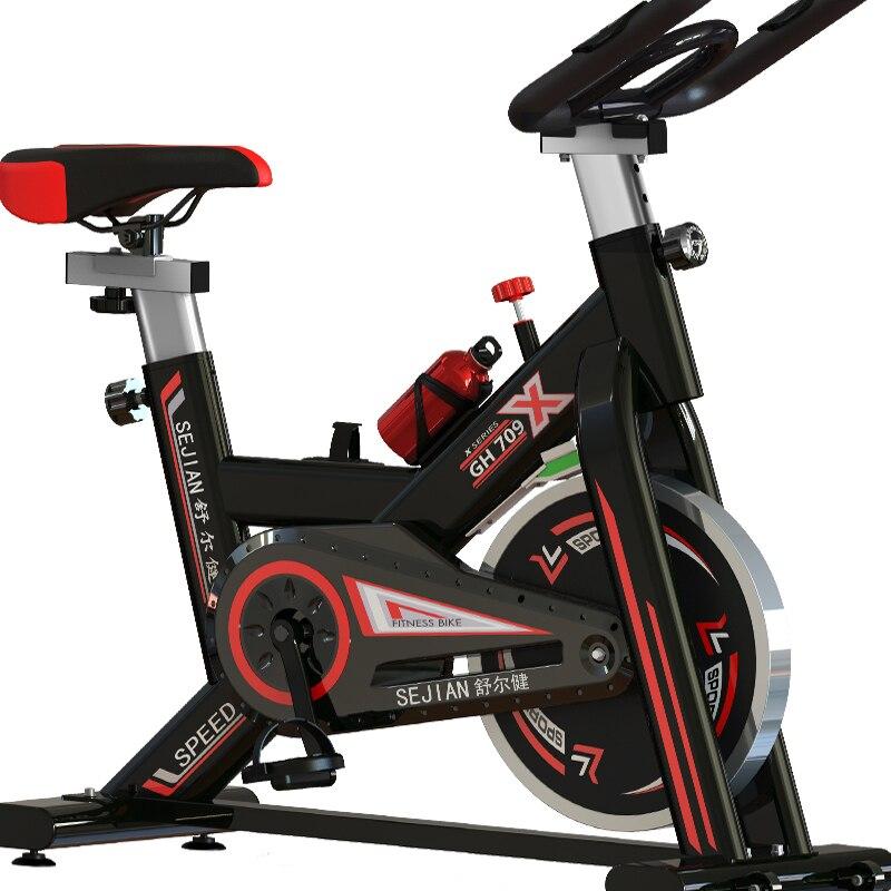 Hot household ultra quiet indoor fitness equipment fitness exercise bike цена