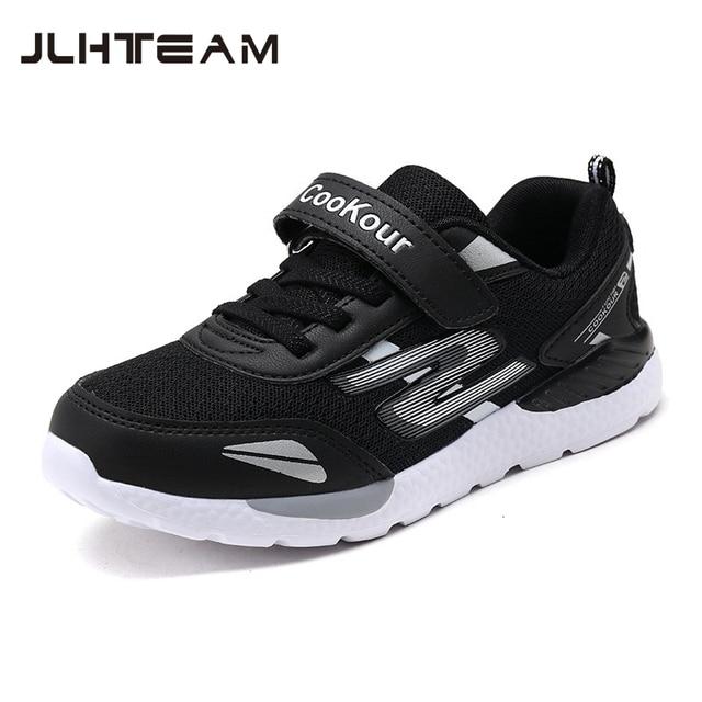 Chaussures de sport pour enfants Chaussures de sport respirant à tricoter tkDcepc