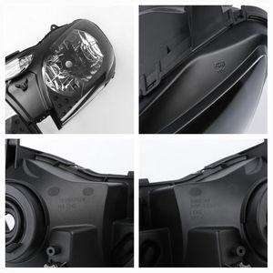 Image 5 - Motorcycle Front Headlight Lamp Assembly For Kawasaki ZZR600 05 08 ZX9R 00 03 Ninja ZX 6R 00 02