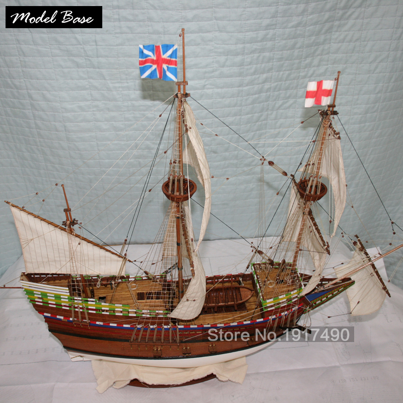 Ship Model Kit Ship Model Kit May Flower wooden ship model, set of materials аксессуар чехол для samsung galaxy tab a 8 0 sm t385 zibelino black zt sam t385 blk