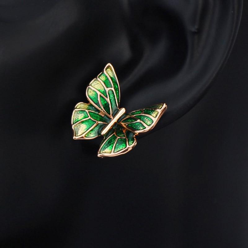 Neoglory Σμάλτο Πολυέλαιος Μεγάλο Vintage - Κοσμήματα μόδας - Φωτογραφία 2