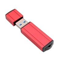 64 GB דיסק פלאש 3.0 כונן הבזק מסוג USB זיכרון פלאש USB3.0 מקל עט כונן דיסק זיכרון מקל USB כונן סגסוגת אלומיניום כונן