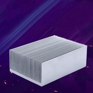 Image 2 - Hot large 알루미늄 방열판 방열판 ic led 전력 증폭기 용 라디에이터 냉각 핀