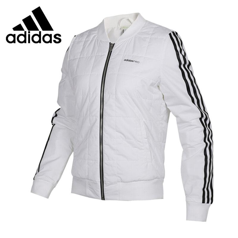 цены Original New Arrival 2017 Adidas NEO Label  W CS PADDED JKT Women's Cotton-Padded Jacket Sportswear